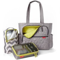 Skip Hop - Diaper Bag Forma Grey