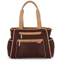Skip Hop - Diaper Bag Grand Central Chocolate