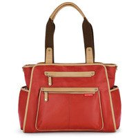 Skip Hop - Diaper Bag Grand Central Cinnamon