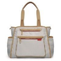 Skip Hop - Diaper Bag Grand Central French Stripe