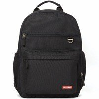 Skip Hop - Duo Diaper Backpack Black