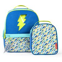 Skip Hop - FORGET ME NOT kids backpack and lunch bag set