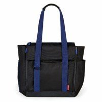 Skip Hop - Fit all-access diaper bag Black/Cobalt