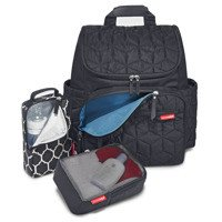 Skip Hop - Forma backpack diaper bag black