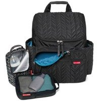 Skip Hop - Forma backpack diaper bag black - Jet Black
