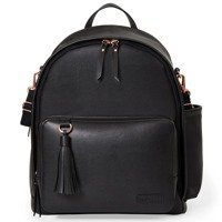 Skip Hop - Greenwich Simply Chic Backpack - Black