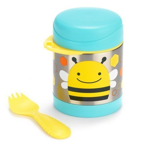 Skip Hop - Insulated food jar Bee