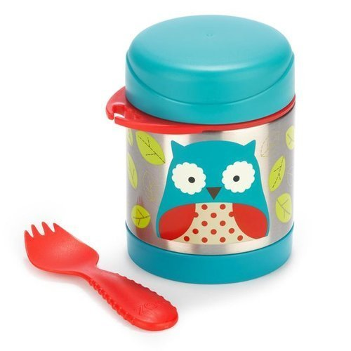 Skip Hop - Insulated food jar Owl