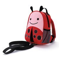 Skip Hop - Mini Backpack with rein Ladybug