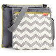 Skip Hop - Outdoor blanket + cooler bag Chevron