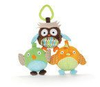 Skip Hop - Owl & friends ball trio - Treetop friends