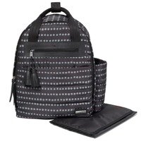 Skip Hop - Riverside Black Dot Backpack
