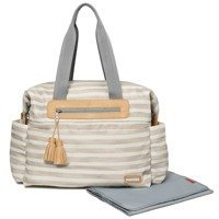Skip Hop - Riverside Oyster Stripe Bag