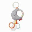 Skip Hop - Silver Lining Cloud Rattle Moon Stroller Baby Toy