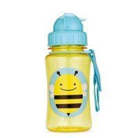 Skip Hop - Straw Bottle Bee