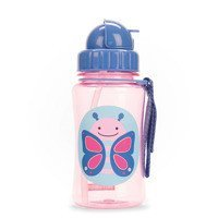 Skip Hop - Straw Bottle Butterfly