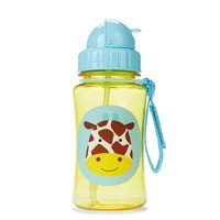 Skip Hop - Straw Bottle Giraffe