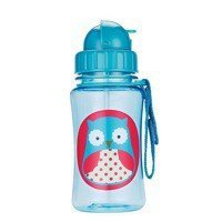 Skip Hop - Straw Bottle Owl