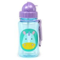 Skip Hop - Straw Bottle Unicorn