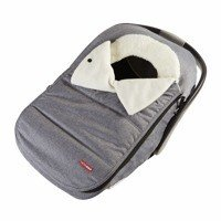 Skip Hop - Stroll & Go Car seta cover Heather Grey