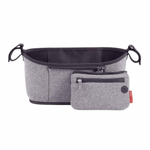 Skip Hop - Stroller organizer Heather Grey