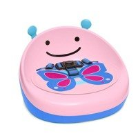 Skip Hop - Zoo Booster Seat - Butterfly