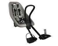 THULE - Yepp Mini - Child bike seat - silver