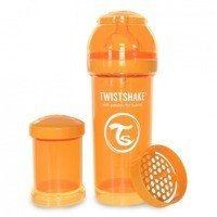 Twistshake - Anti-Colic Orange 260ml