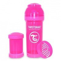 Twistshake - Anti-Colic Pink 260ml