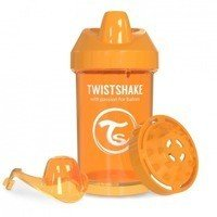 Twistshake - Crowler Cup Orange 300ml
