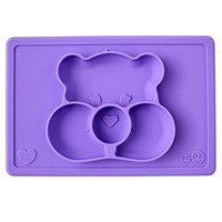 care bears™ mat in share bear™ - purple