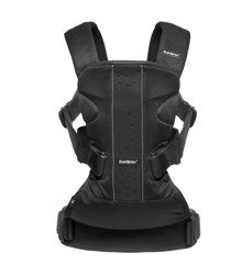 BABYBJORN Baby Carrier ONE Air, black