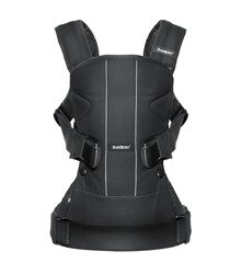 BABYBJORN Baby Carrier ONE, black