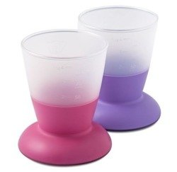 BABYBJORN - Cups - Puprle / Pink