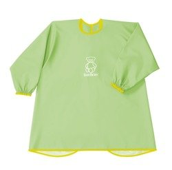 BABYBJORN - Eat and Play Smock - Green