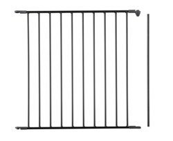 Baby Dan - FLEX Gate Extension (M,L,XL,XXL) - 72 cm - black
