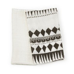 Elodie Details - Bamboo Muslin Blanket  - Graphic Devotion