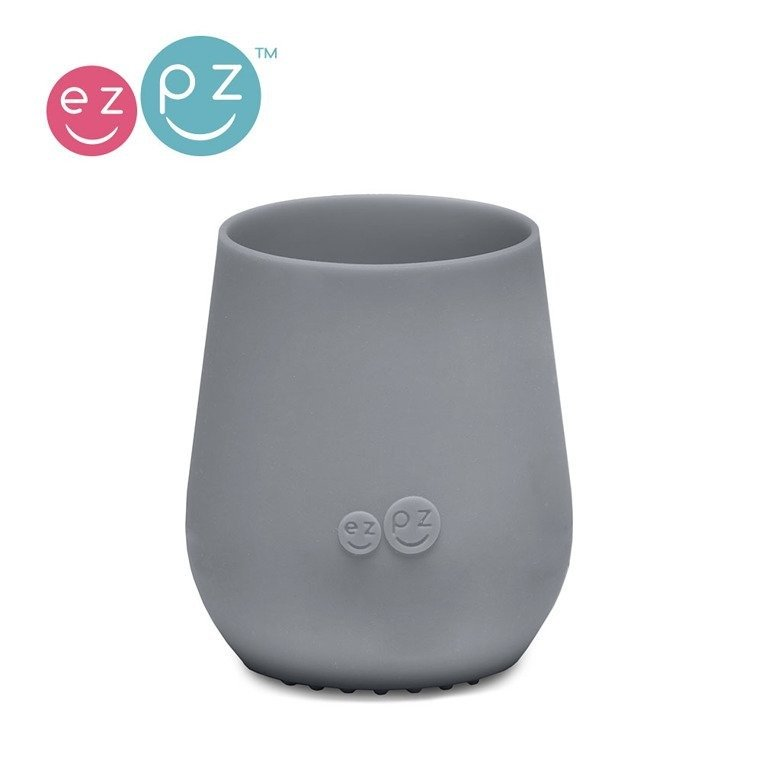 EZPZ - Tiny Cup silicone cup, grey