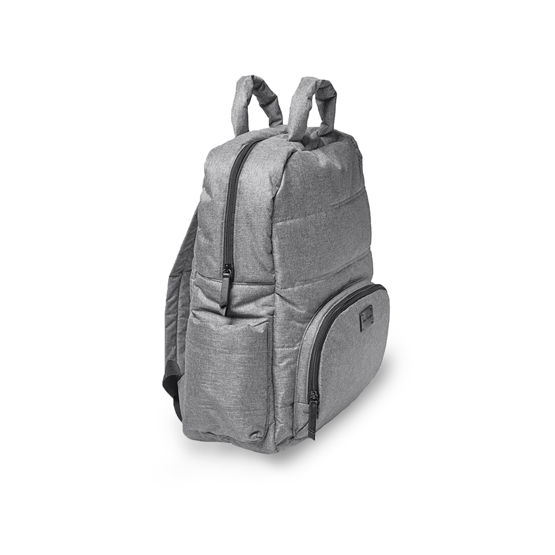 7AM - BK718 BackPack Heather Grey