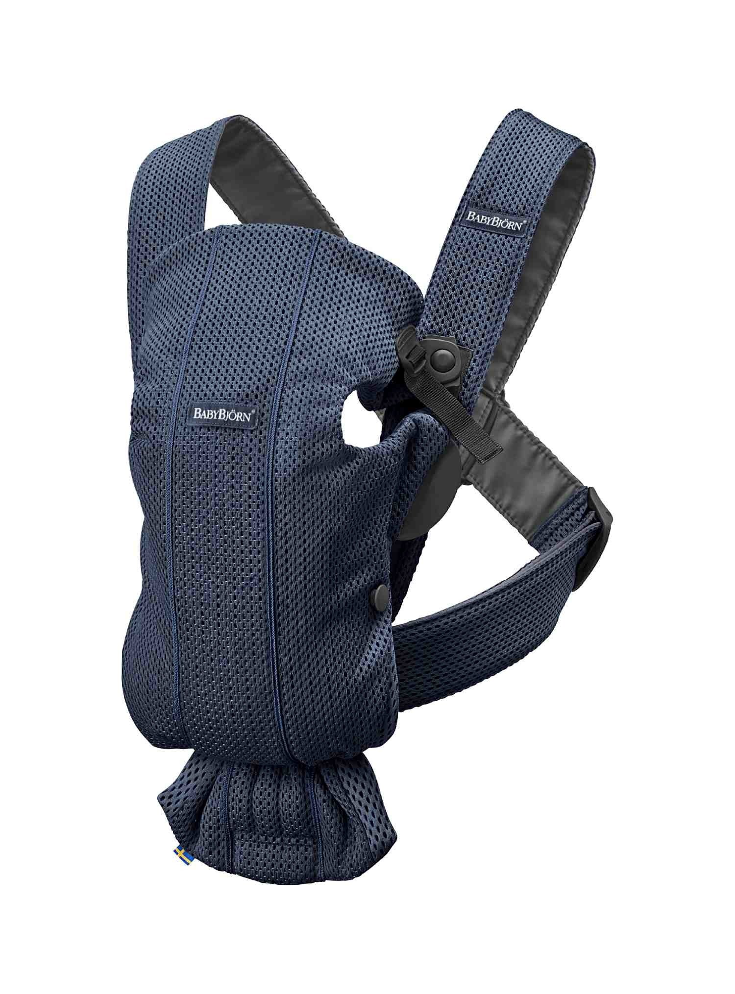 BABYBJÖRN - Baby Carrier MINI 3D Mesh, Anthracite