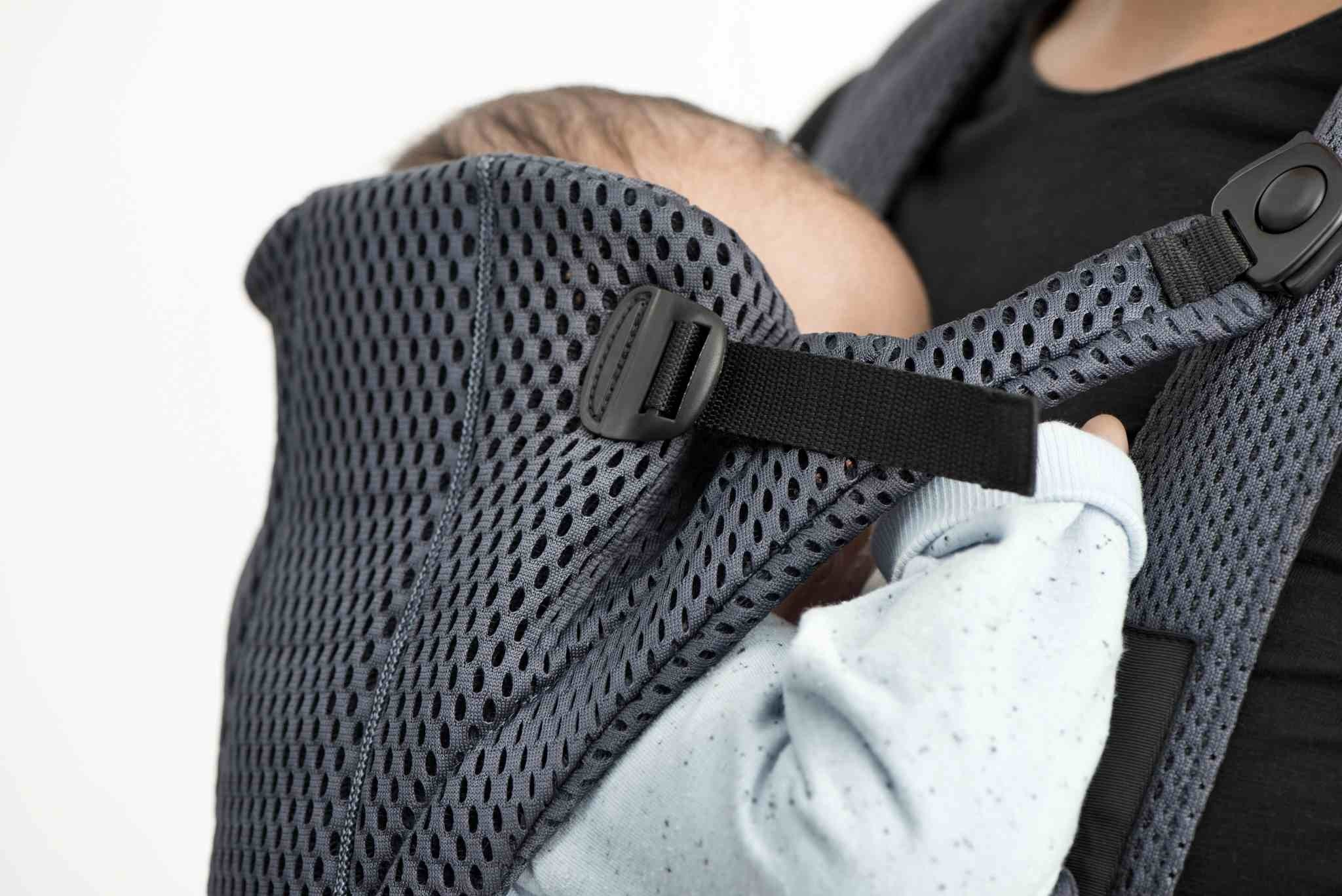 BABYBJÖRN - Baby Carrier Move - Anthracite, 3D Mesh