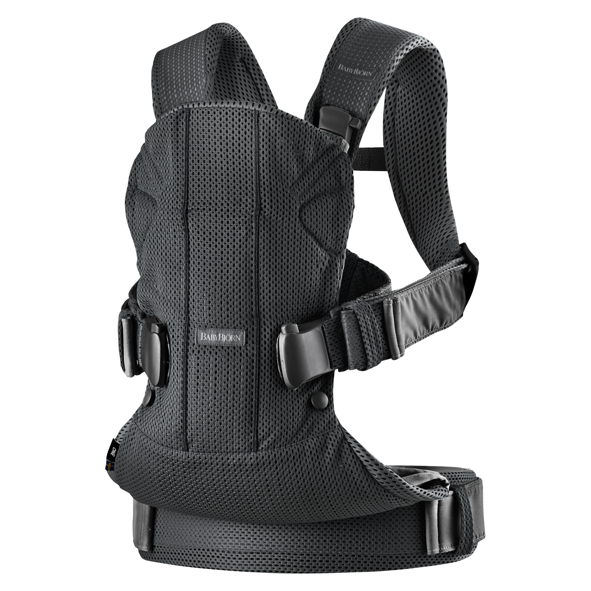 BABYBJÖRN - Baby Carrier ONE AIR, Black