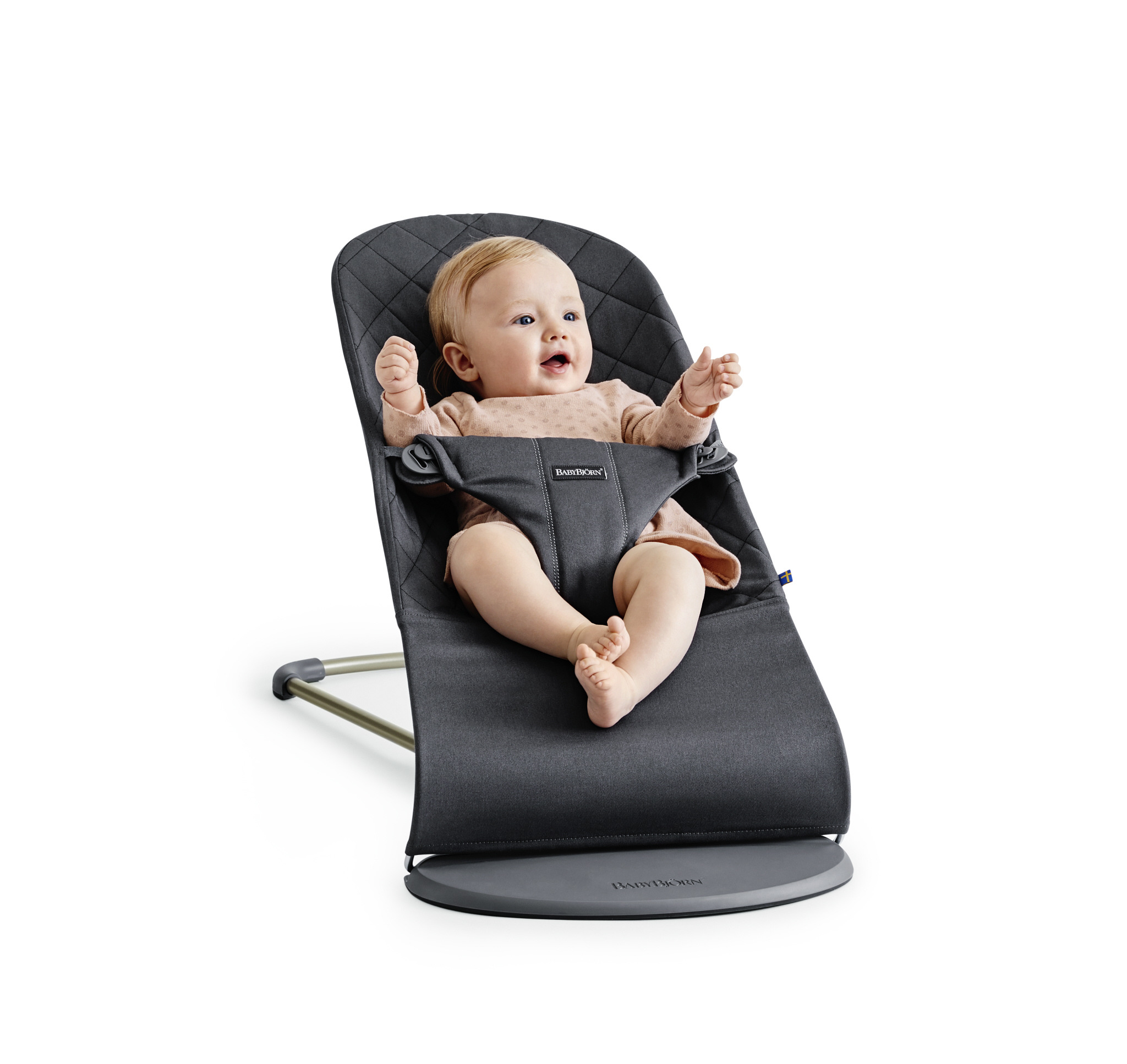 Babybj 214 Rn Bouncer Bliss Anthracite Antracyt