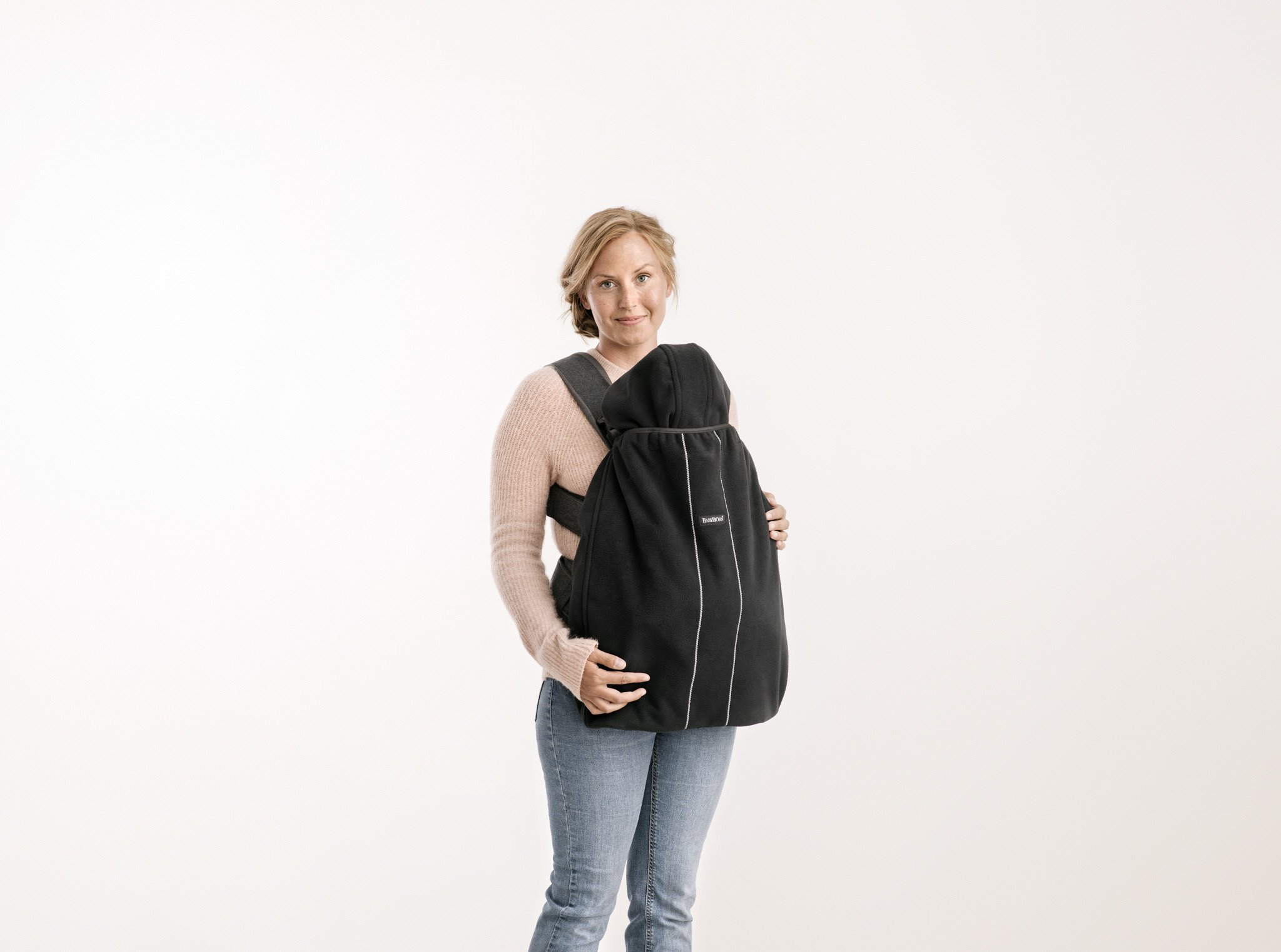 BABYBJÖRN Cover for Baby Carrier, black