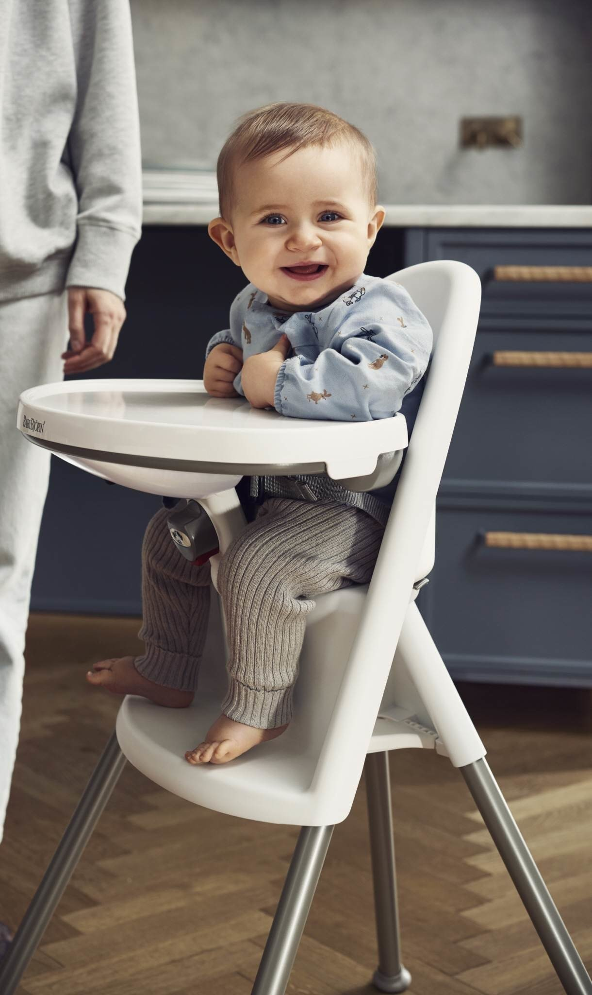 BABYBJÖRN - High Chair - White