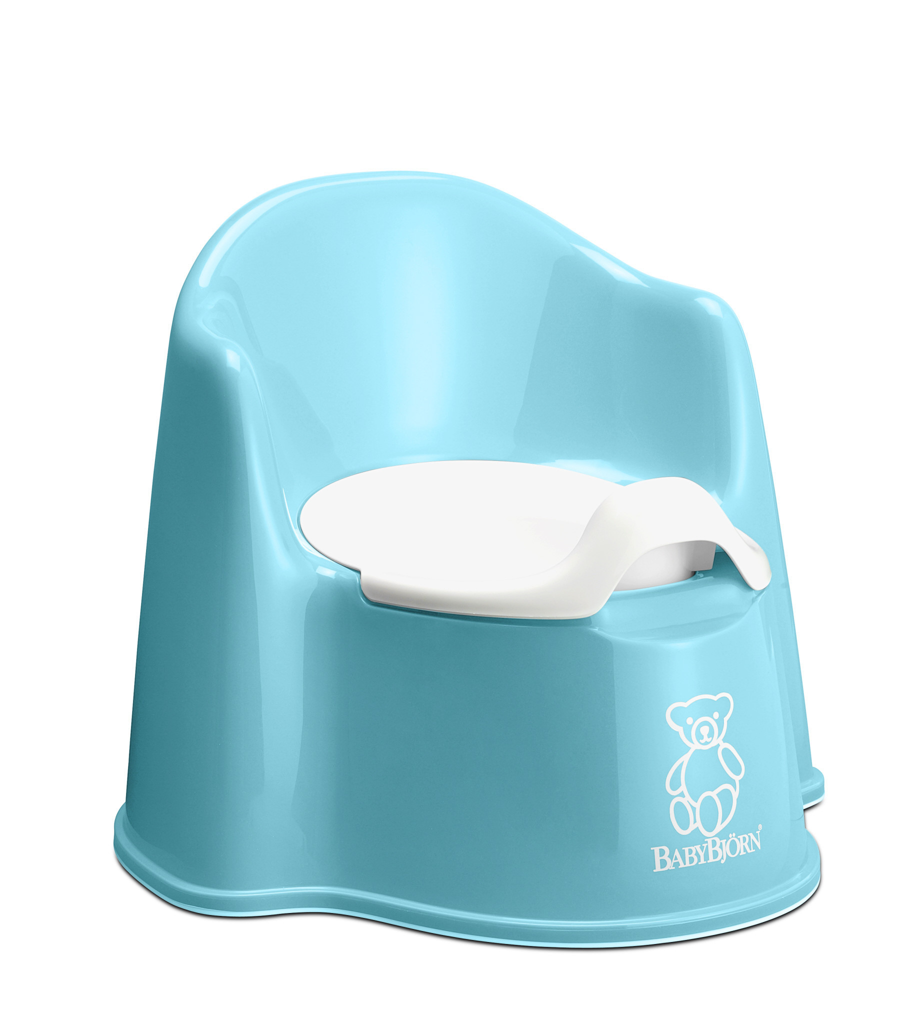 BABYBJÖRN - Potty Chair - Turquoise