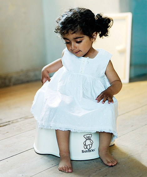 BABYBJÖRN - Potty Chair - White