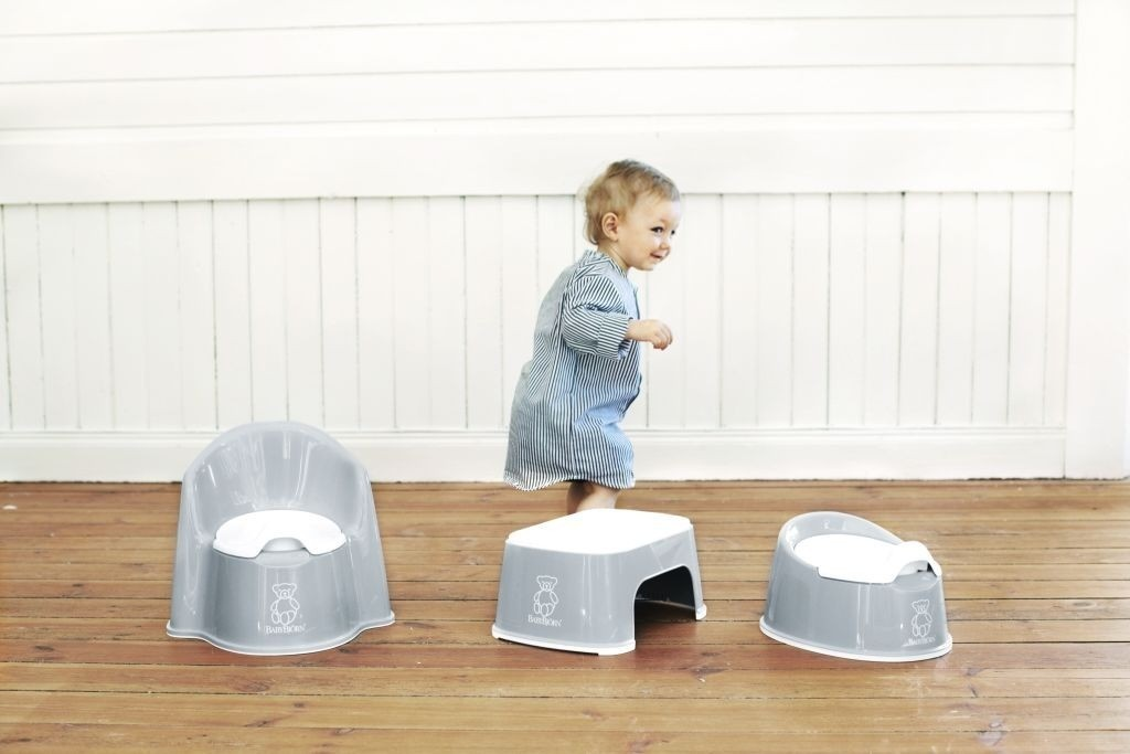 BABYBJÖRN - Smart Potty - Gray