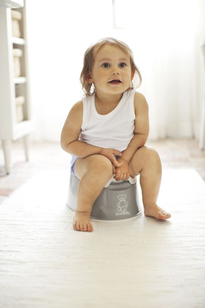 BABYBJÖRN - Smart Potty - White