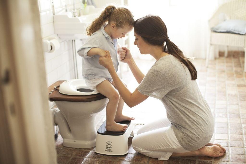 Babybj 214 Rn Toilet Trainer White Black White Black